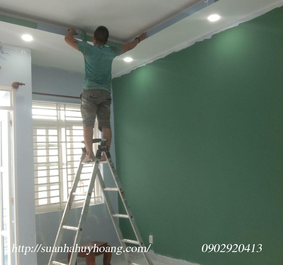 Thợ sơn nhà giá rẻ tại quận 3 1d