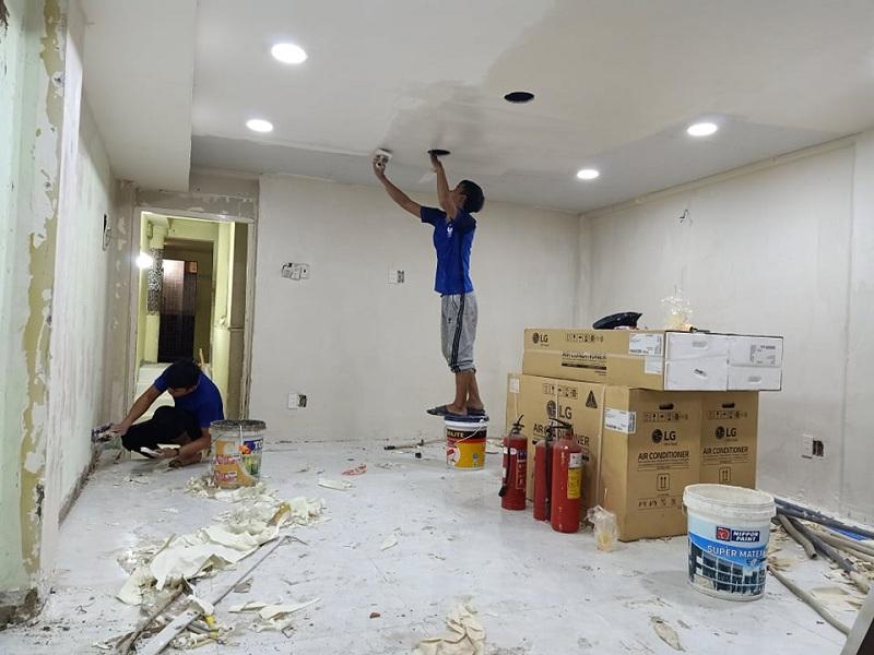 Thợ sơn nhà Quyết Thắng 44444
